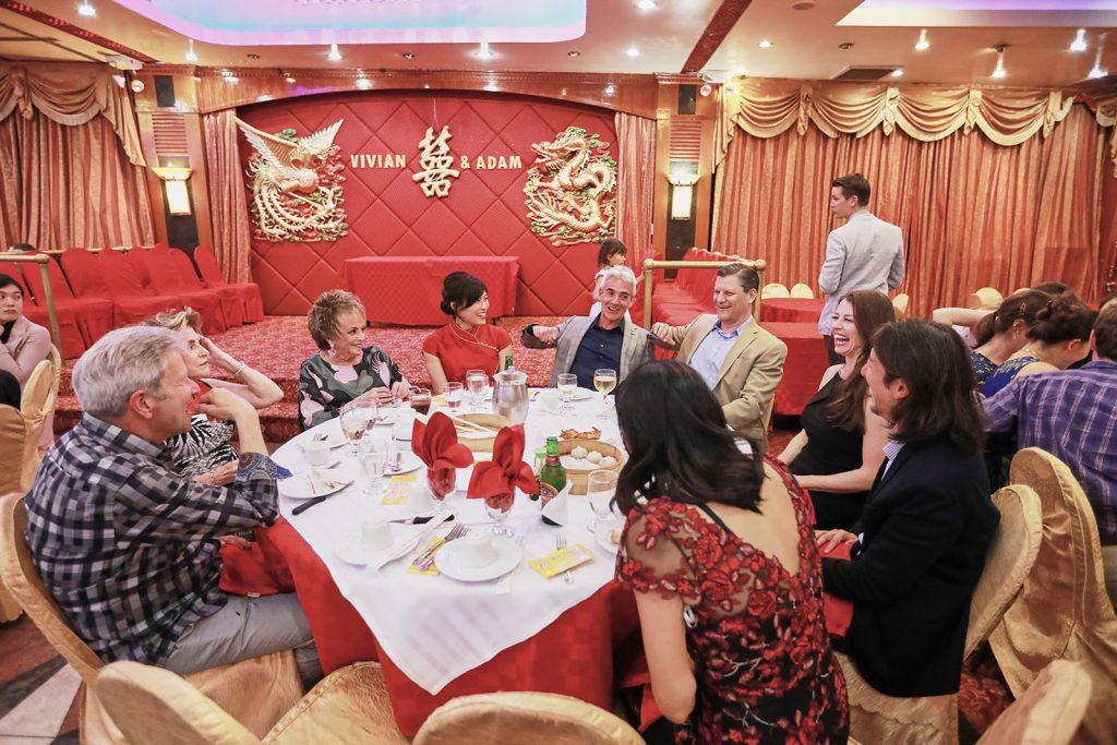 Chinese wedding in Manhattan