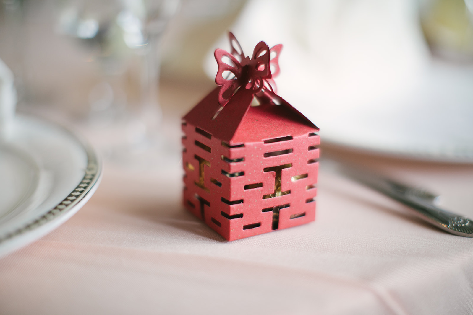 Asian weddings party favors