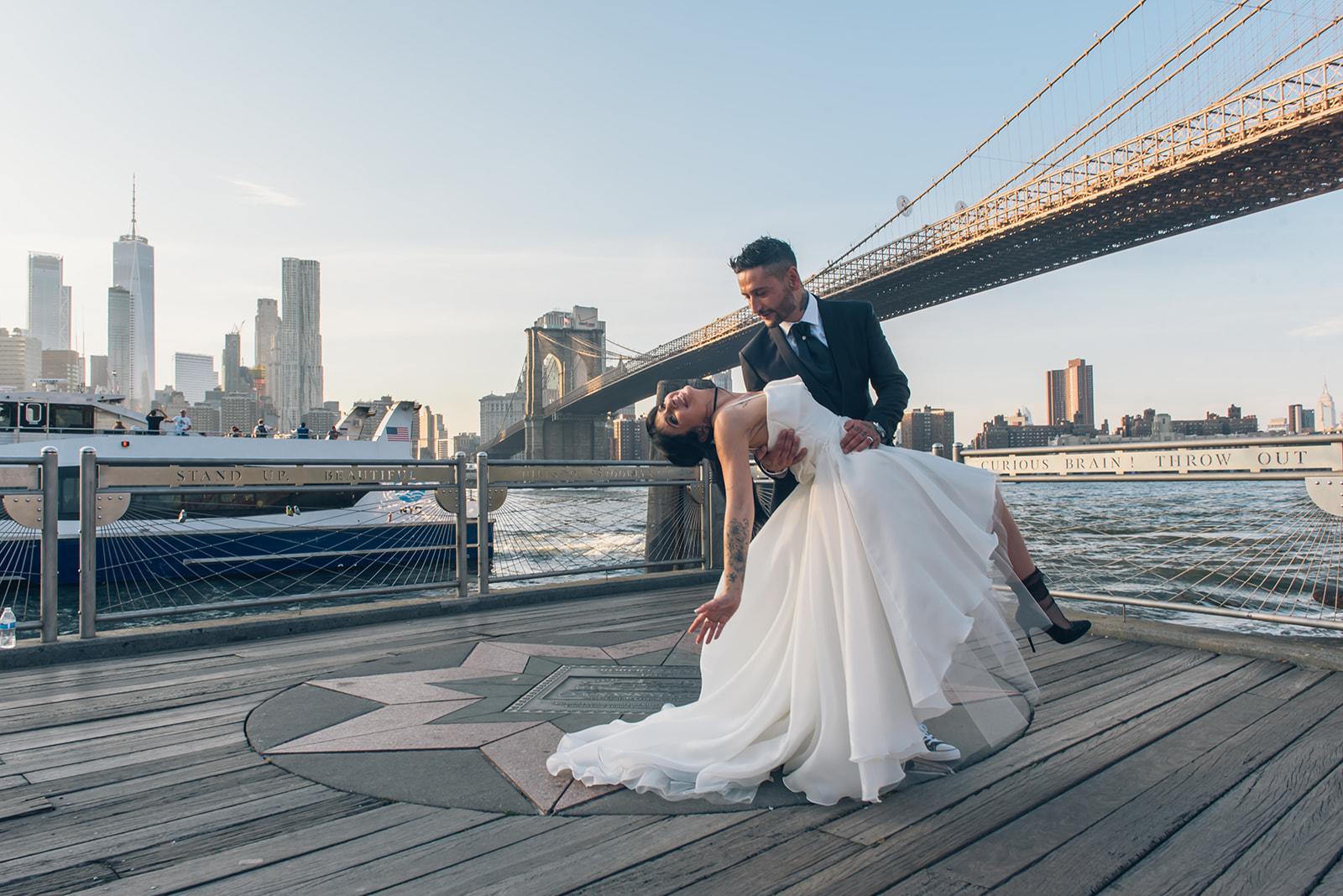 wedding photographer in Brooklyn