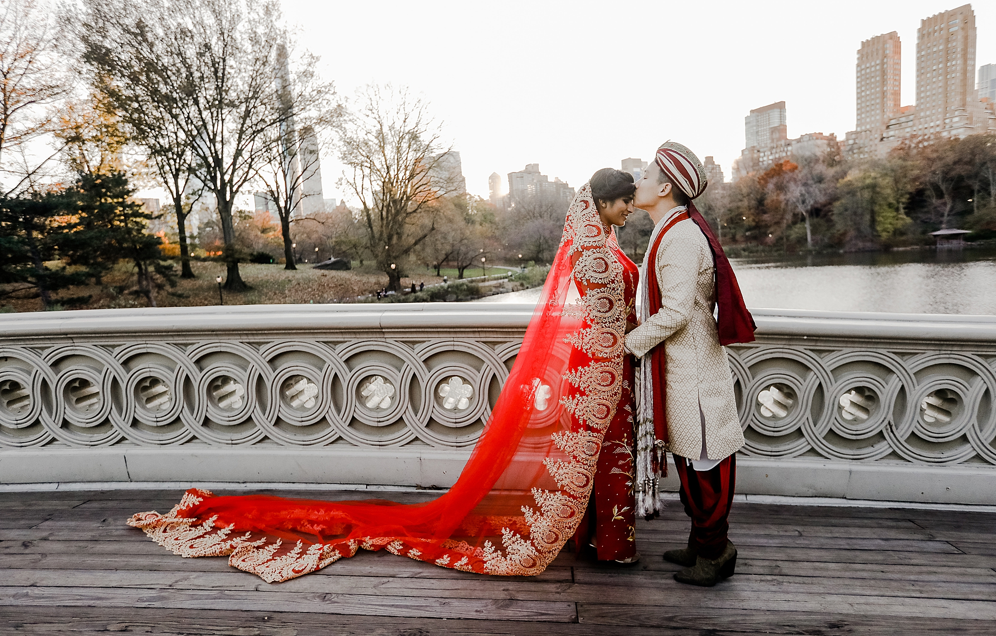 Chinese + Indian wedding