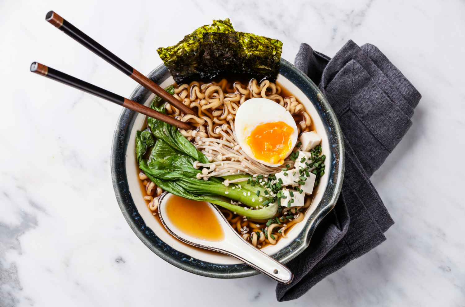 build your own ramen bowl for weddings
